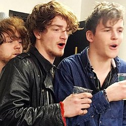 Picture Of Viola Beach last interview: `We`re going abroad for the first time. Itand#039;s going to be fun`