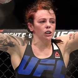 Picture Of Scottish UFC star Joanne Calderwood can`t wait for headline