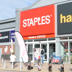 Picture Of Staples to disappear from British High Street after sale to Hilco