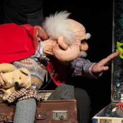 Picture Of Cuddle up with Grandad for family puppet show in Hampton