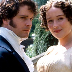 Picture Of Jane Austen line from Sense And Sensibility voted most romantic