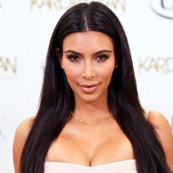 Picture Of Reality TV star Kim Kardashian rejects `feminist` label