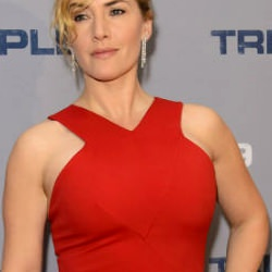 Picture Of Get the look: Kate Winslet at the UK gala screening of Triple 9