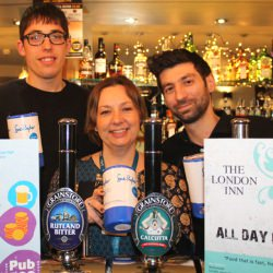 Picture Of Call for pubs to help Thorpe Hall Hospice