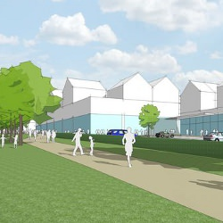 Picture Of Aldi to run supermarket on Elms Field site