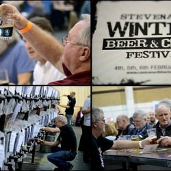 Picture Of Stevenage Beer and Cider Festival goes down a treat - Pictures