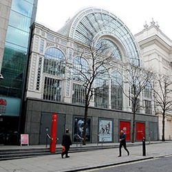 Picture Of The Royal Opera House in London pays its dancers less than box office staff, according to a union.